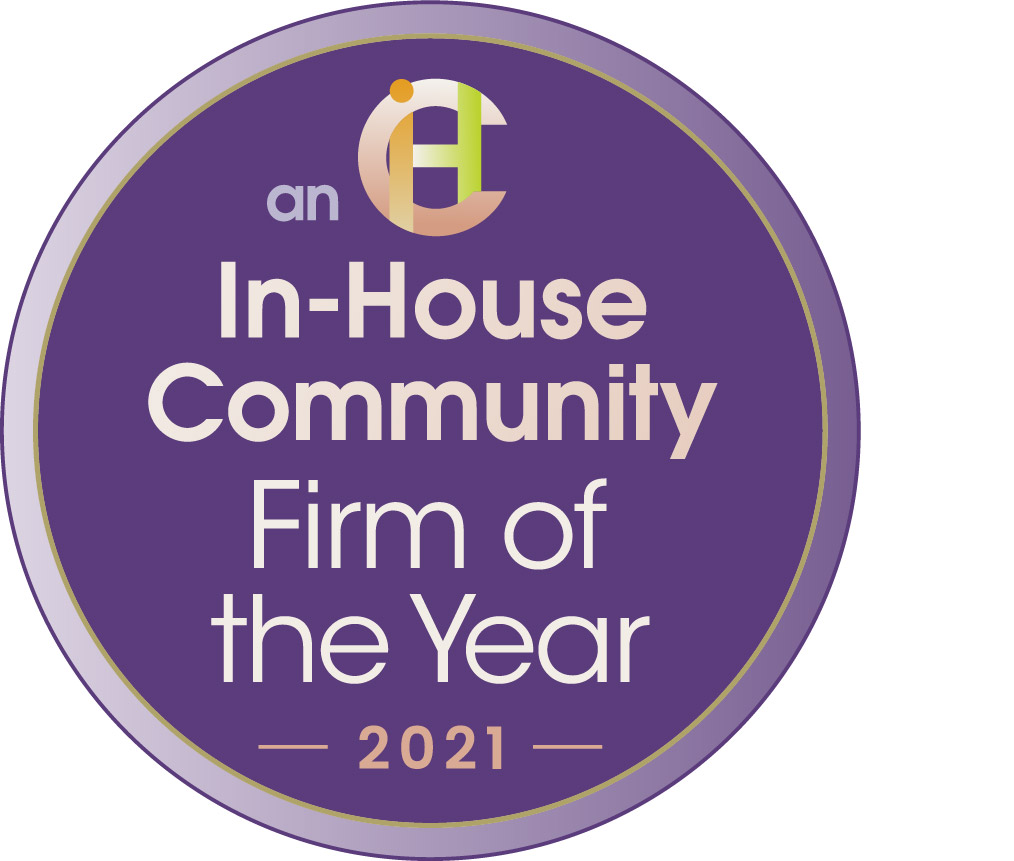 In-House Community Firm of the Year 2021